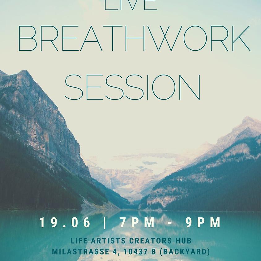 19.06 Live Breathwork Session