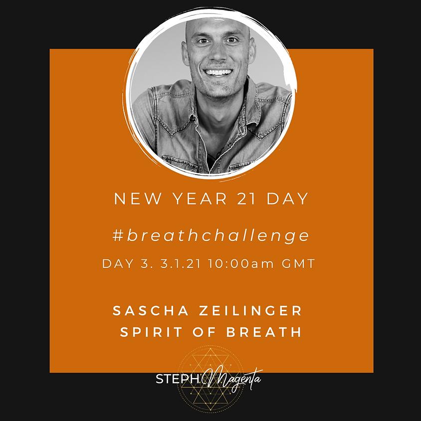 21 Day Breathwork Challenge 01.01 - 21.01