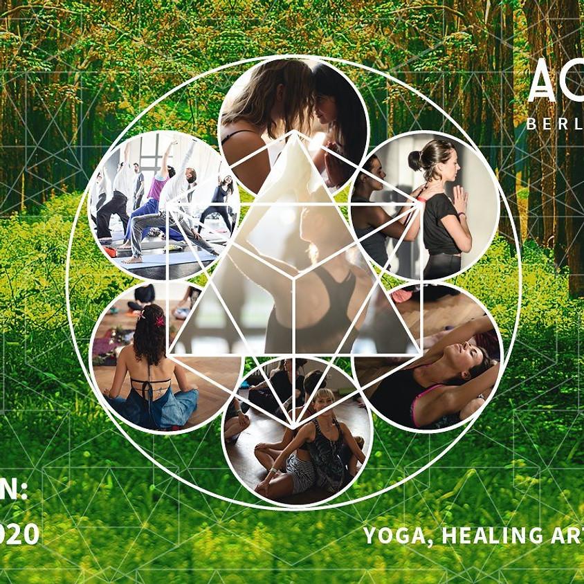 Spirit of Breath @ AGAPE ZOE Berlin Festival 18. + 19. JULI 2020