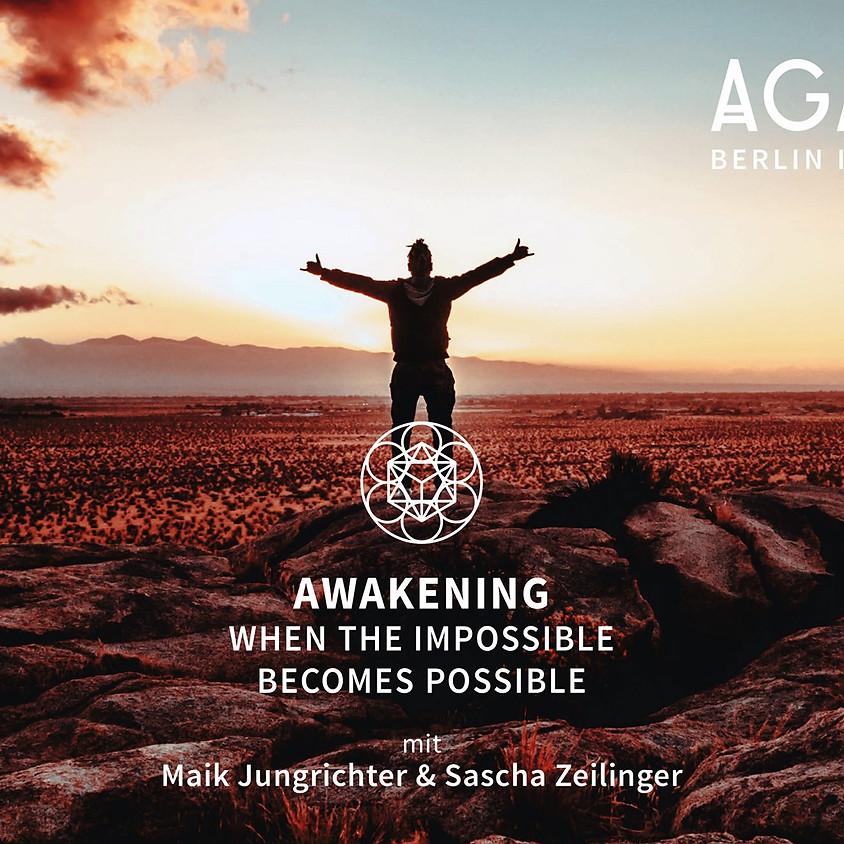 AGAPE ZOE Intensive Berlin – Awakening