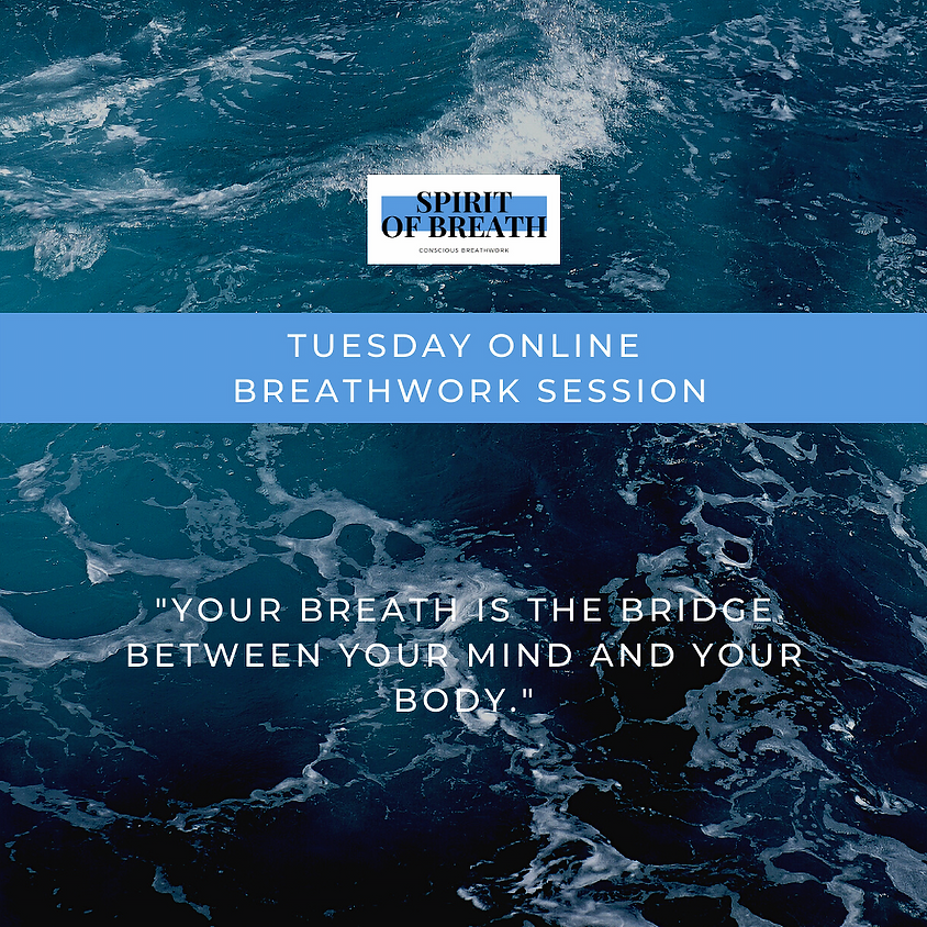 ONLINE Tuesday Session