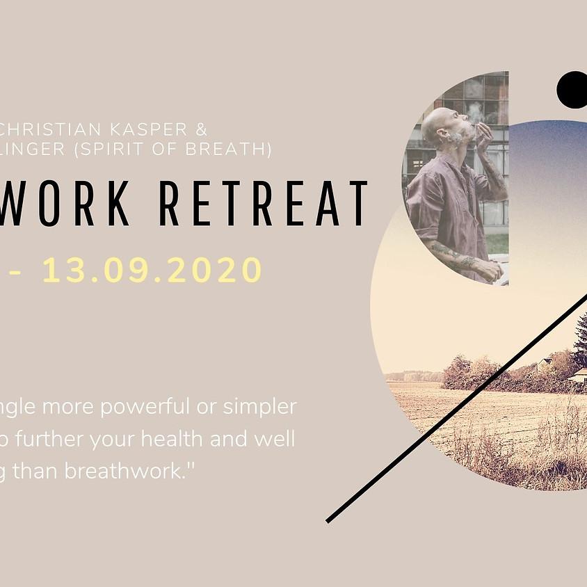 Breathwork Retreat - Spirit of Breath with Christian Kasper