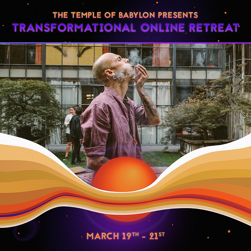 Spirit of Breath with The Temple of Babylon 19.03 - 21.03.
