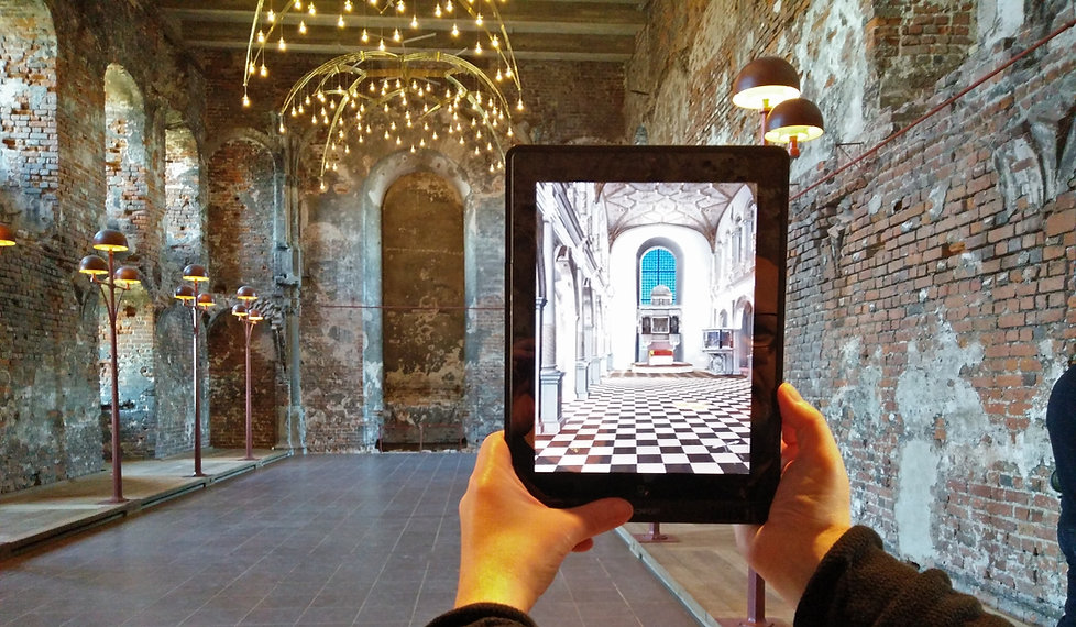 Virtual and Augmented Reality Technology.