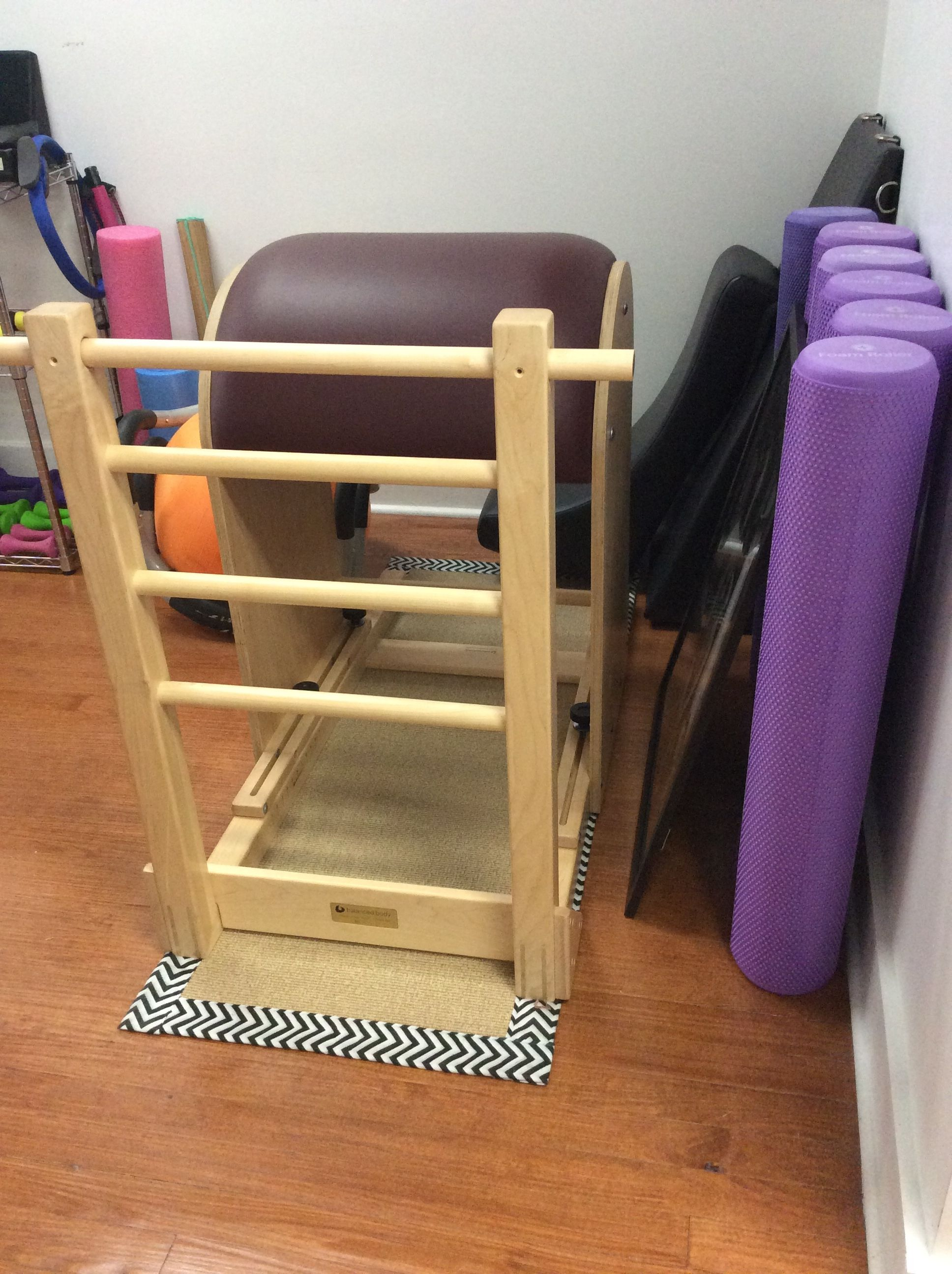Pilates Bodies STUDIO LADDER BARREL