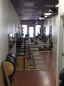Pilates Bodies STUDIO VIEW from BACK