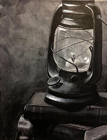Lantern & Books