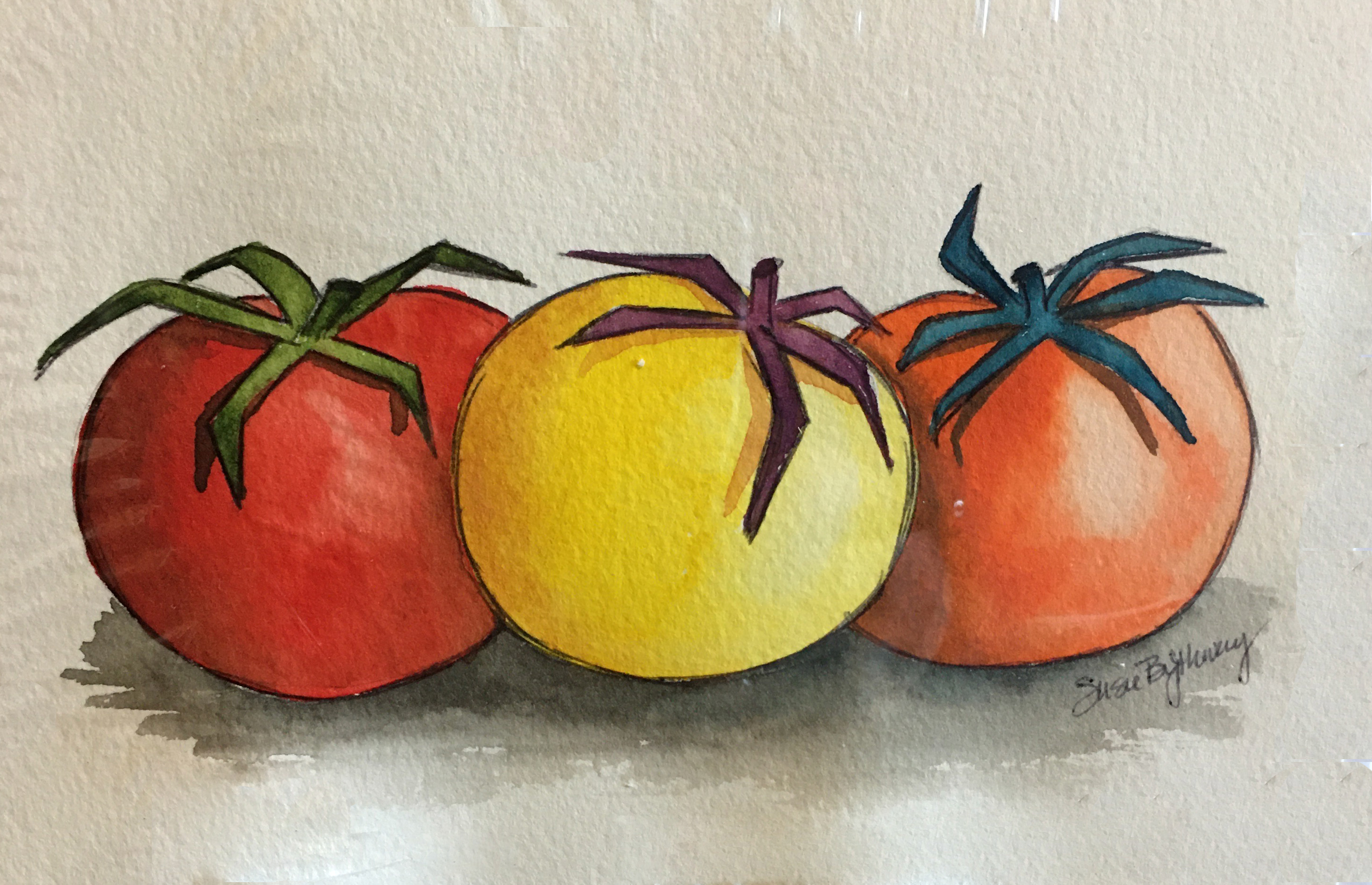 COMPLEMENTARY TOMATOES