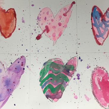 Sweetheart Art