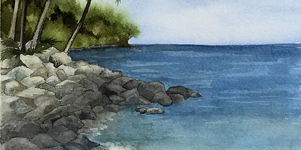 KIDS AFTER SCHOOL- Ocean Paradise Art (Wed)