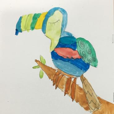 Kids Birds