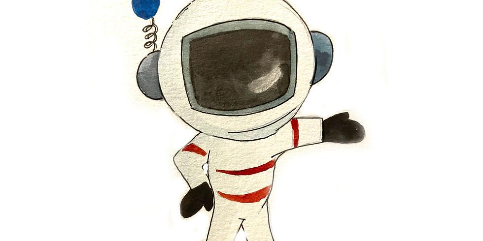 SPACE CADET CAMP