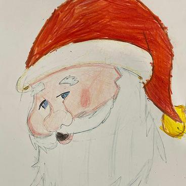 Kids Holiday Art