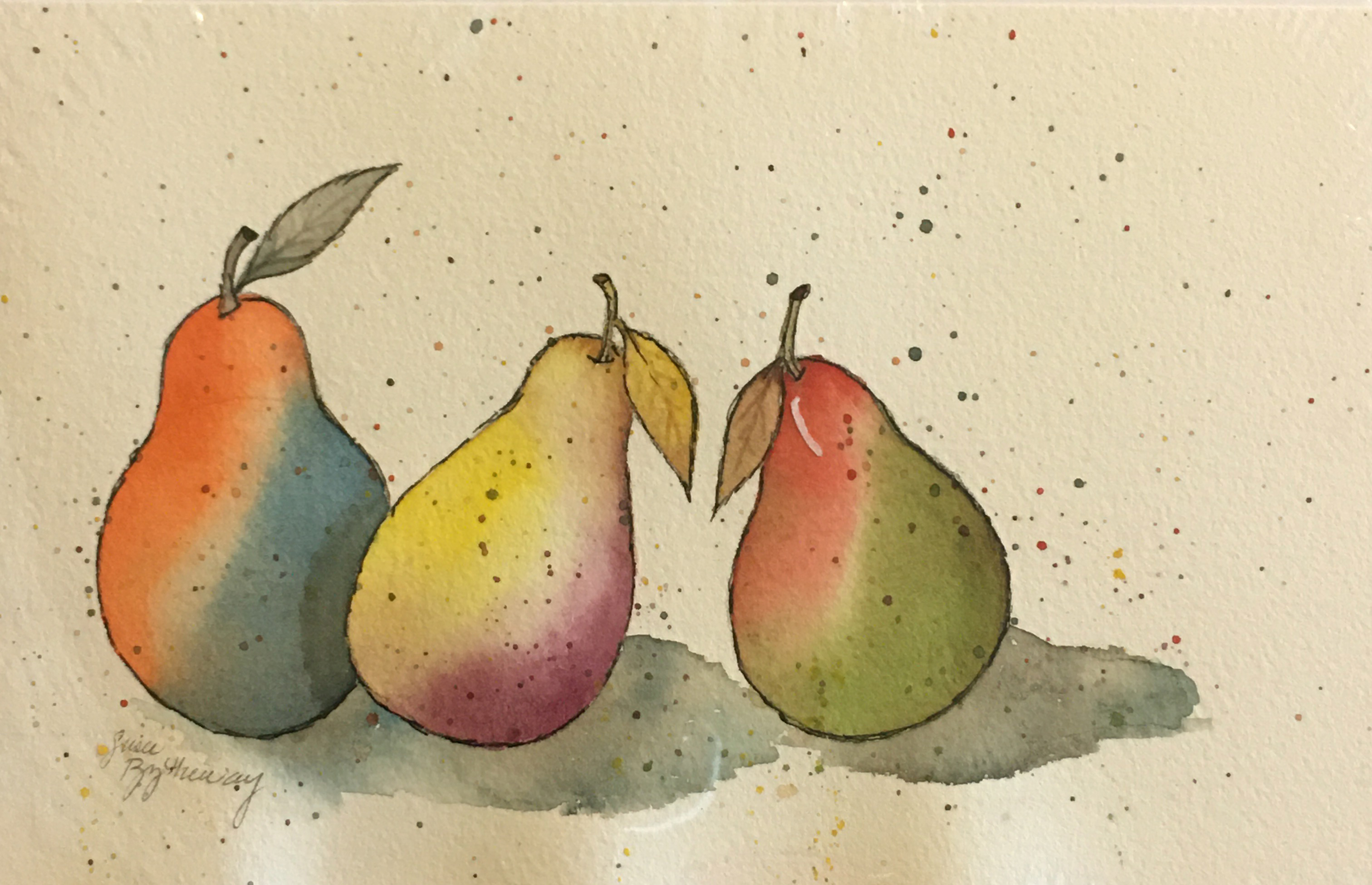 COMPLEMENTARY PEARS