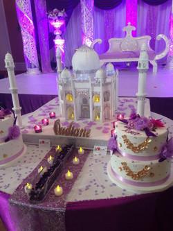 Gâteaux Taj Mahal