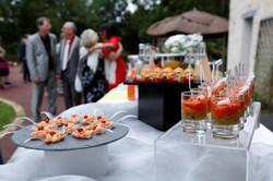 Cocktail vin d'honneur