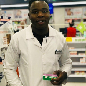 The Pharmacist- A walk to remember!