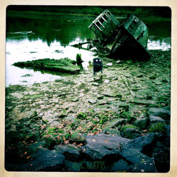 THE BAD BOAT CEMETERY