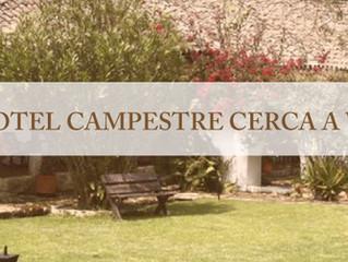 Hotel Baza: hotel campestre cerca a Villa de Leyva