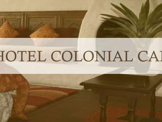 Cerca de Villa de Leyva encontrarás un lugar mágico, el hotel colonial campestre: Hacienda Baza