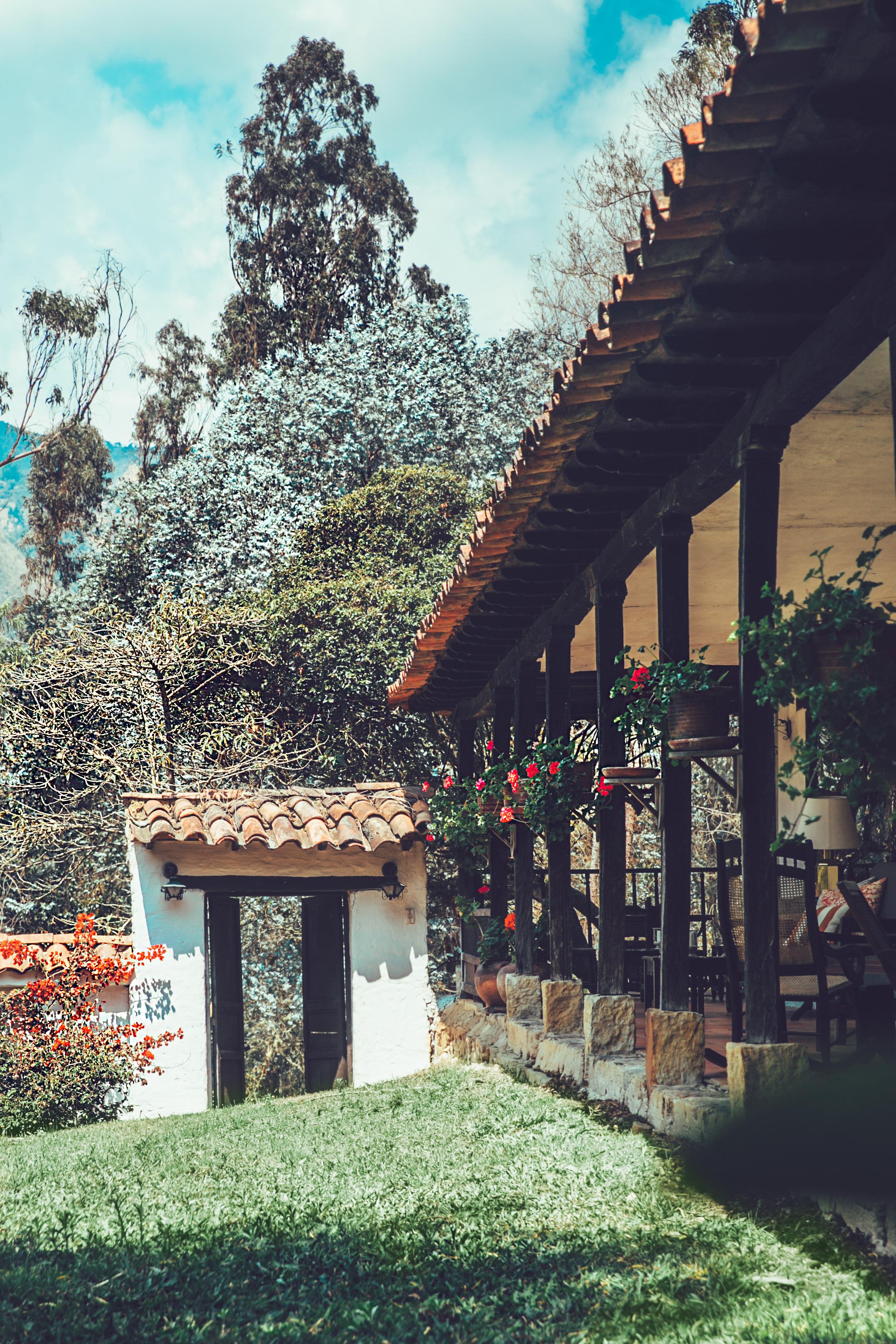 Hotel cerca a Villa de Leyva