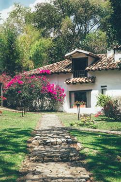 Hotel campestre cerca a Paipa