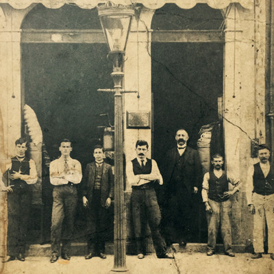 FABRICA DE TOLDOS 1908