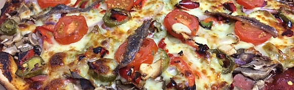 Traditional Pizzas $22
