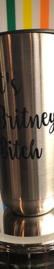 It's Britney