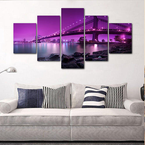 Purple Bridge