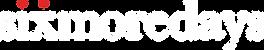 Sixmoredays Logo White.png