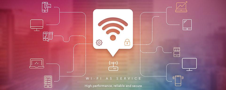 OCO Infocomm Wi-Fi as a service