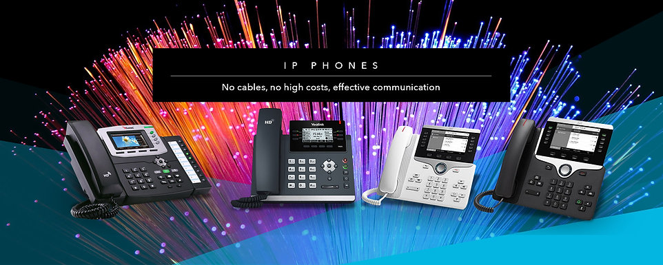 OCO Infocomm IP phones