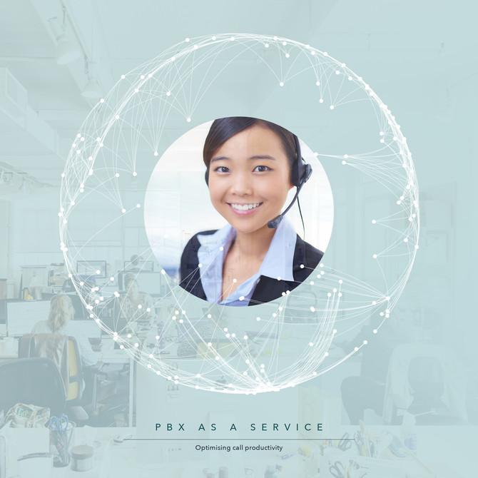 PBX-as-a-service