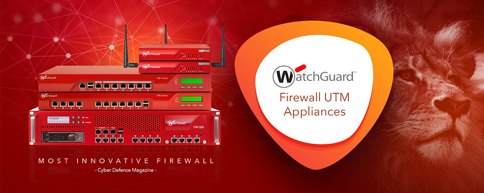OCO Infocomm Watchguard Firewall
