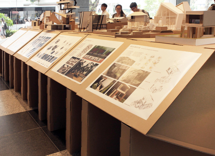 Naturing Ubin exhibition Sixmoredays