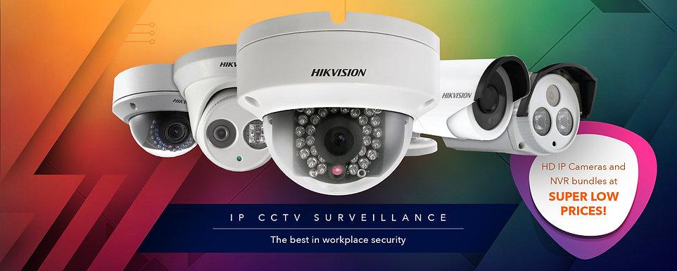 OCO Infocomm IP CCTV surveillance