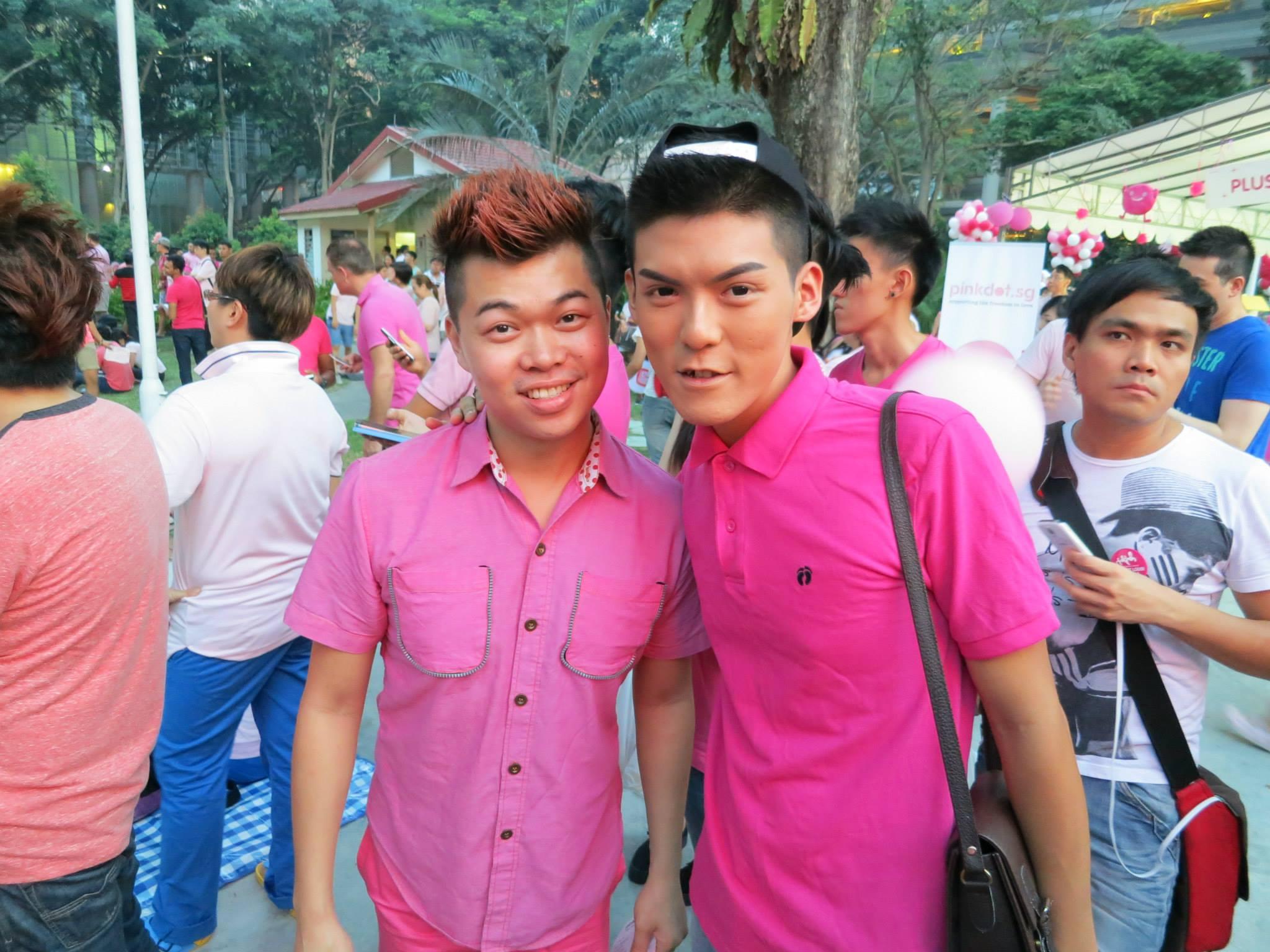 Tantric Pink Dot