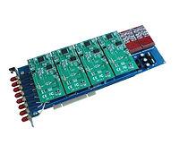 8 Port GSM Card PCIGSM800P