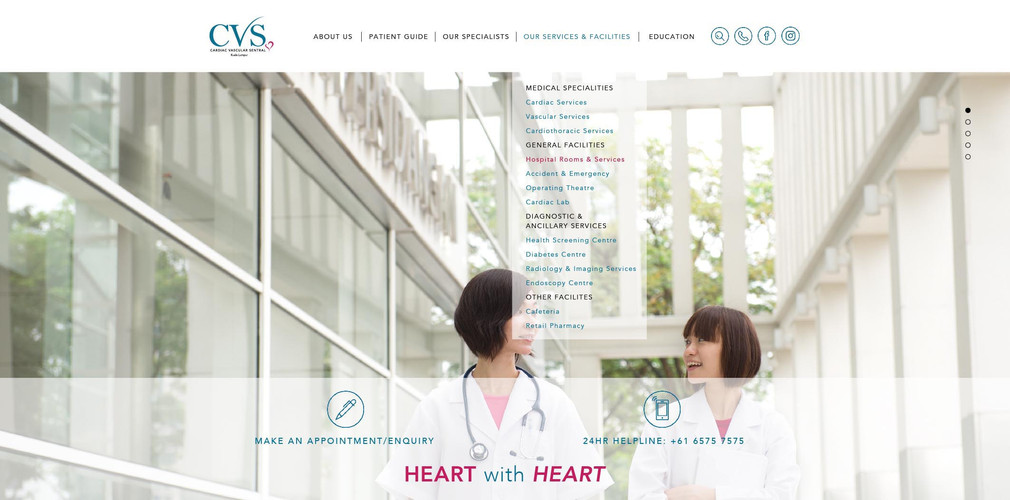 CVSKL website Sixmoredays