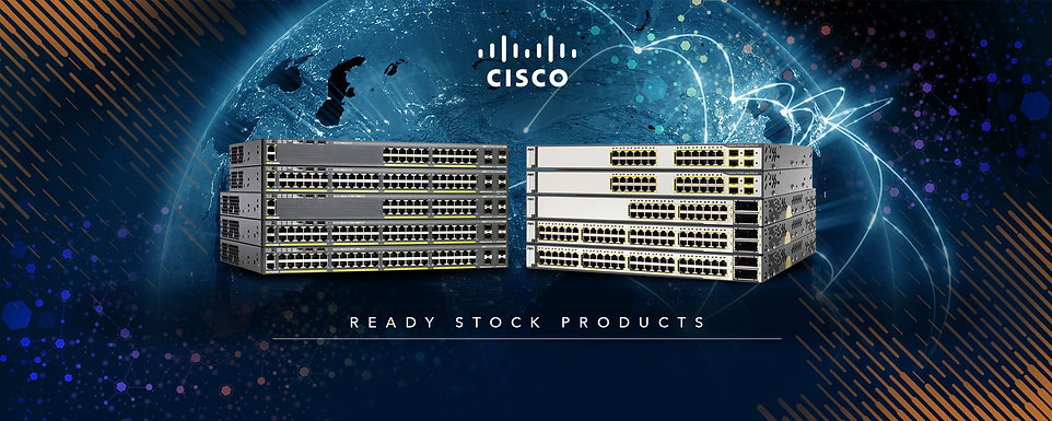 OCO Infocomm Cisco switches