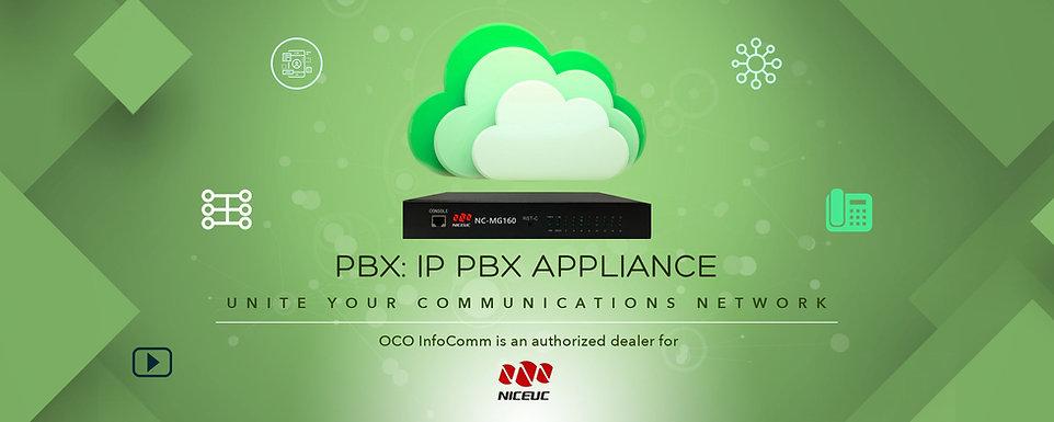 OCO Infocomm PBX IP PBX appliance