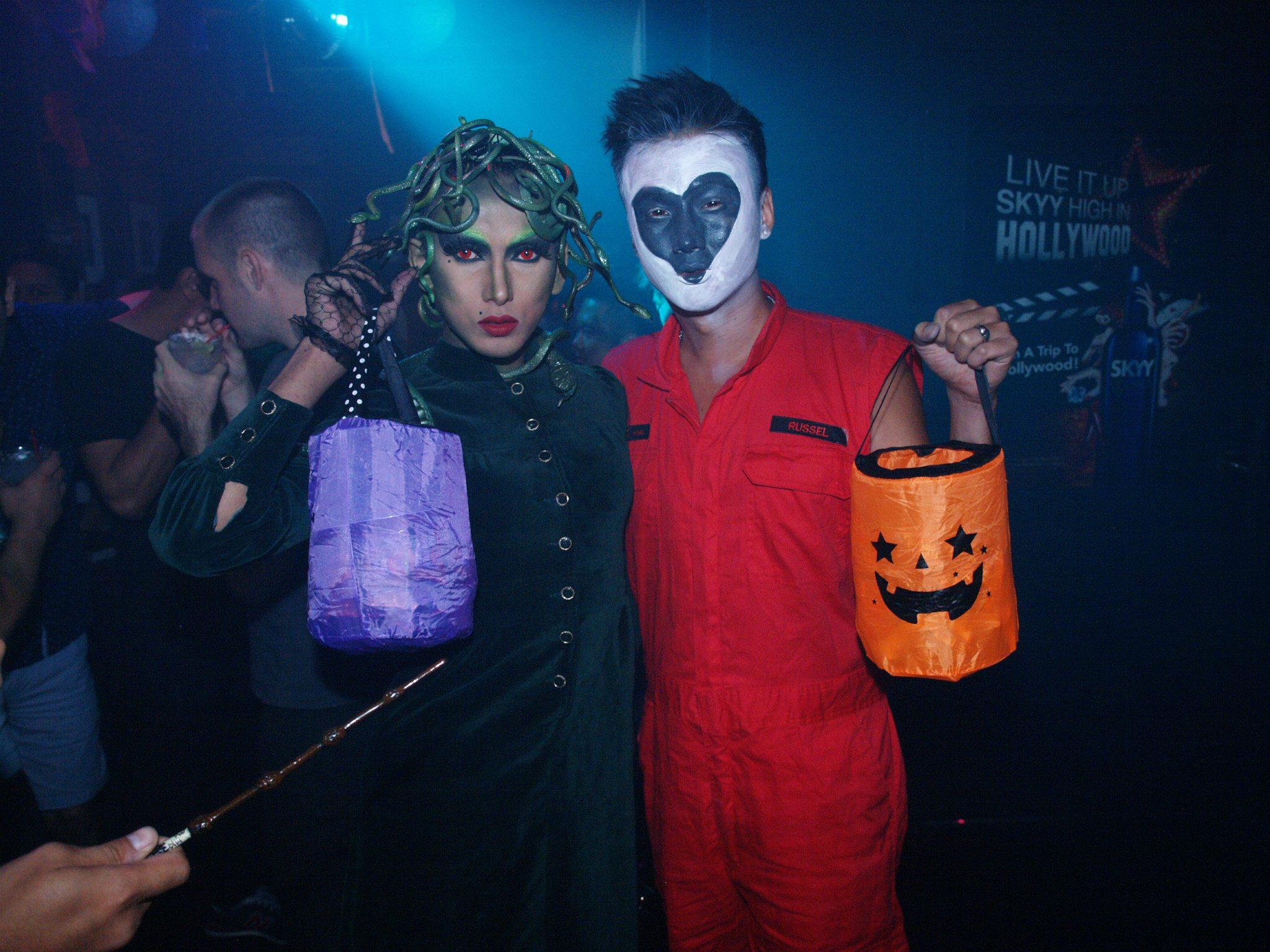 Tantric Halloween