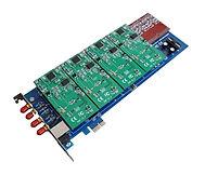4 Port GSM Card PCI-E GSM400E
