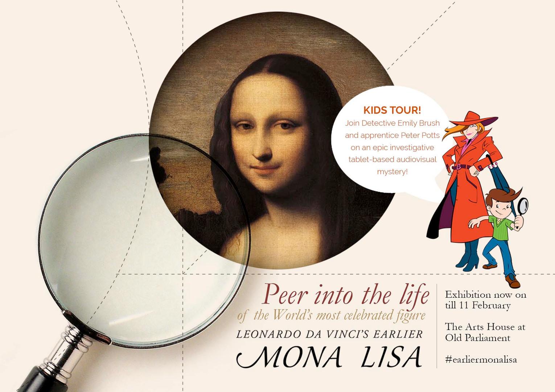 Earlier Mona Lisa Sixmoredays