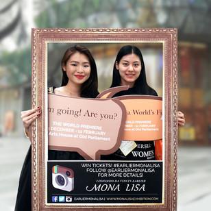 World Premier Exhibition - Mona Lisa Foundation
