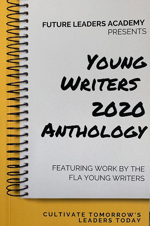 YOUNG WRITERS 2020 ANTHOLOGY
