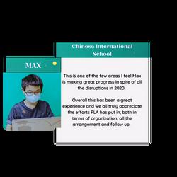Max testimonial