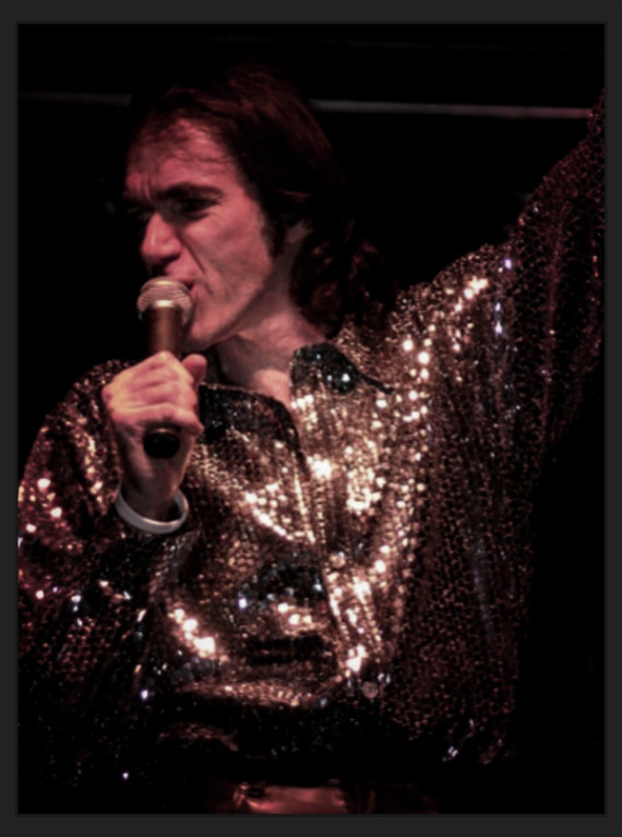 Steve Richards Neil Diamond Tribute Arti