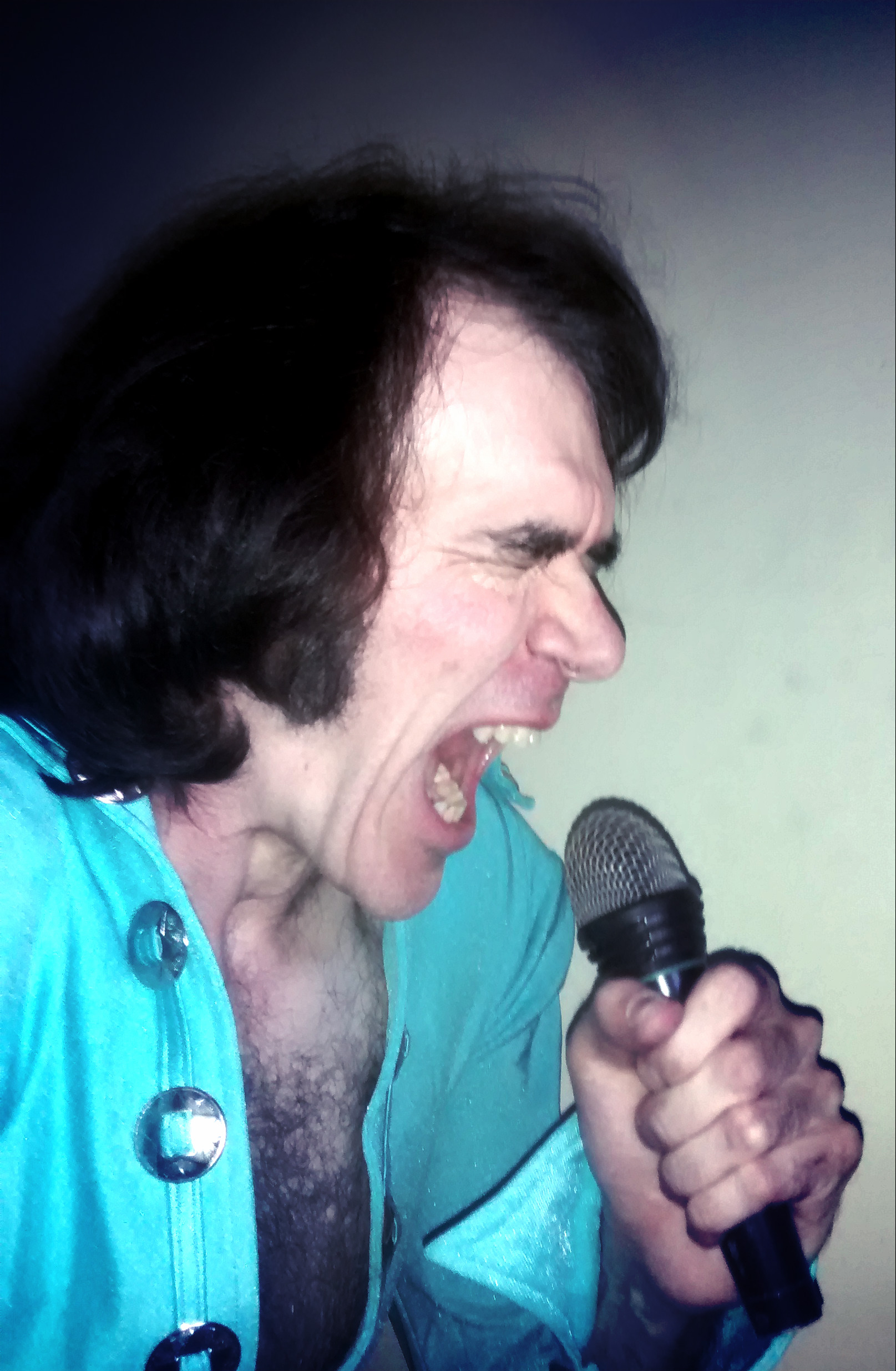 Steve Richards Elvis Tribute Artist